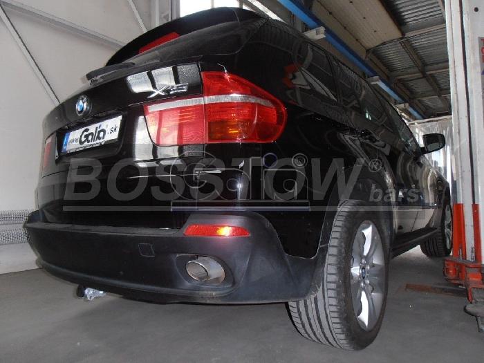 Anhängerkupplung für BMW-X5 - 2007-2013 E70 Ausf.:  horizontal