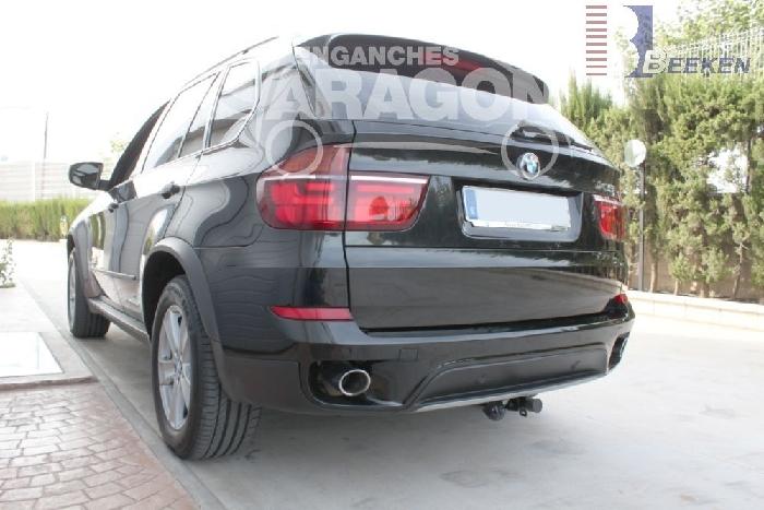Anhängerkupplung BMW-X5 E70 - 2007-2013