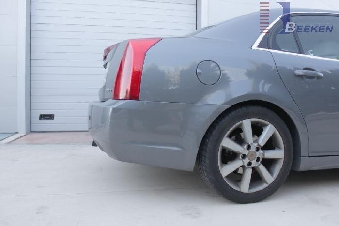 Anhängerkupplung für Cadillac-BLS - 2006-2010 Limousine Ausf.:  horizontal