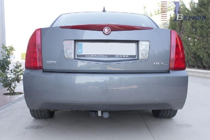 Anhängerkupplung Cadillac BLS Limousine, Baureihe 2006-2010  horizontal