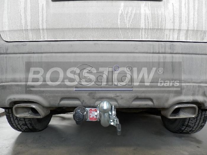Anhängerkupplung für Chevrolet-Captiva - 2006-2012 Fzg. ohne Elektrosatz Vorbereitung Ausf.:  horizontal