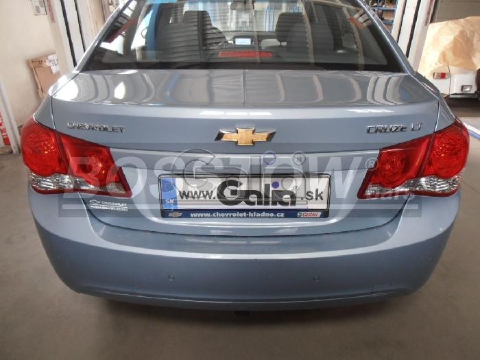 Anhängerkupplung Chevrolet-Cruze Stufenheck, Baujahr 2009-