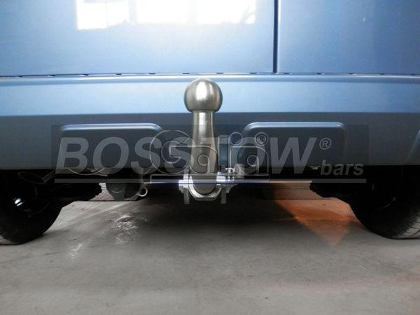 Anhängerkupplung für Dacia-Dokker Stepway, spez. LPG Gasfahrzeuge, Baujahr 2012-2017