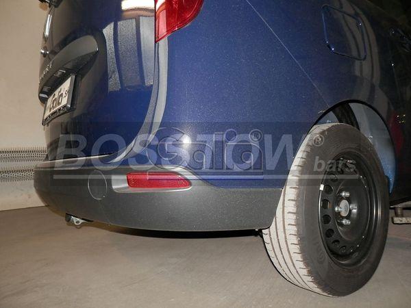 Anhängerkupplung für Dacia-Lodgy 7-Sitzer, Baujahr 2012-