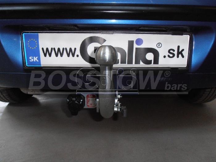 Anhängerkupplung für Fiat-Brava - 1995-2002 5-türig Ausf.:  horizontal