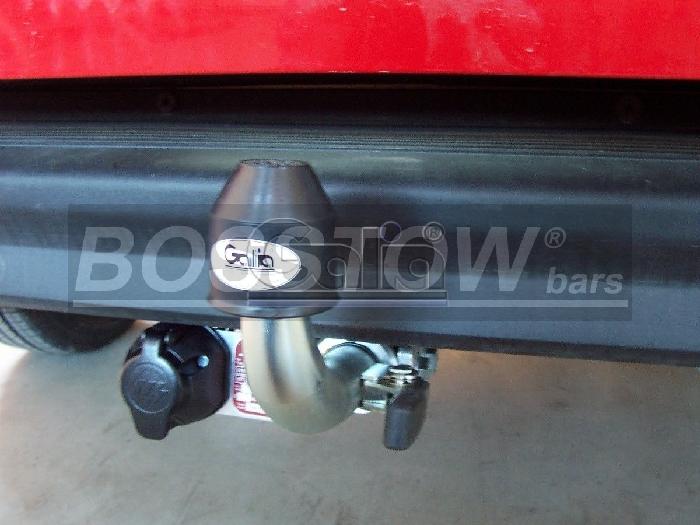 Anhängerkupplung für Fiat-Doblo - 2005-2010 II (223) Ausf.:  horizontal