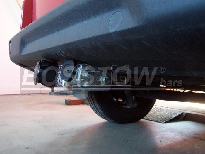 Anhängerkupplung Fiat-Doblo II Maxi (223), Baujahr 2005-2010