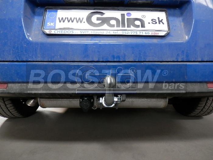 Anhängerkupplung Fiat-Doblo III incl. Maxi (263), Baujahr 2010-