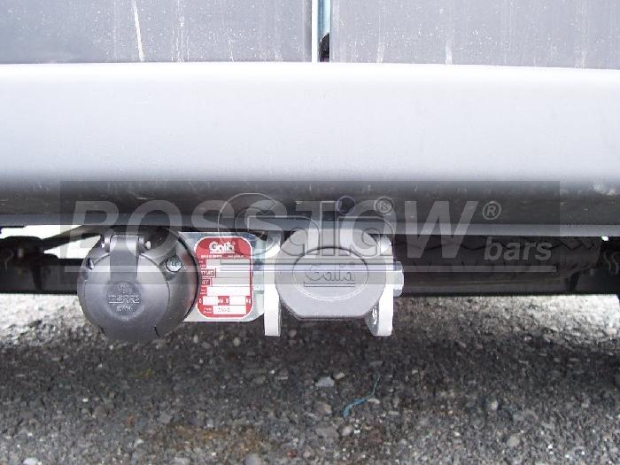 Anhängerkupplung Fiat Ducato Kasten, Bus, alle Radstände L1, L2, L3, L4, XL, Baureihe 2011-2014  horizontal