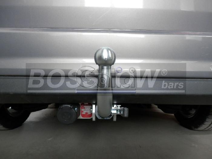 Anhängerkupplung Ford-Grand C-Max - 2010-,