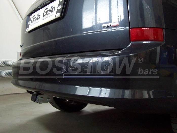 Anhängerkupplung für Ford-Focus - 2008-2010 Fließheck, nicht ST 225, RS Ausf.:  horizontal