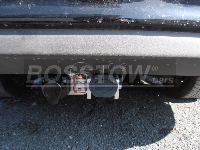 Anhängerkupplung für Ford-Focus - 2008-2011 Kombi, nicht RS Ausf.:  horizontal
