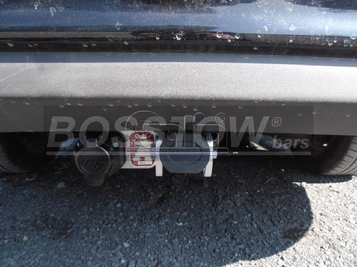Anhängerkupplung Ford Focus Kombi, nicht RS, Baureihe 2005-2008  horizontal
