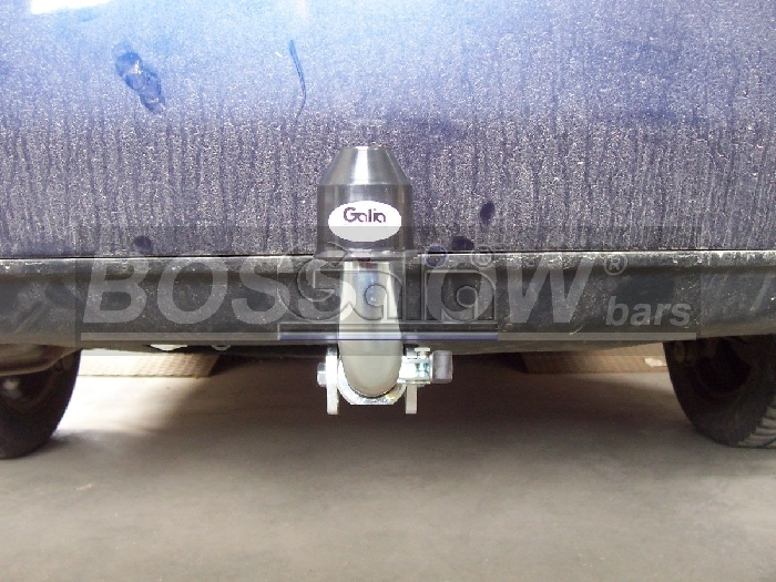 Anhängerkupplung Ford Mondeo Fließheck Lim 4x4, nicht RS,ST, nicht Titanium, Baureihe 2000-2007  horizontal