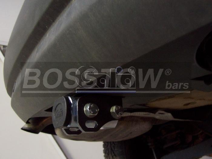 Anhängerkupplung für Ford-S-Max - 2008-2015 Fzg mit Niveauregulierung Ausf.:  horizontal