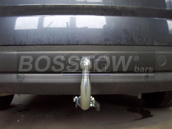 Anhängerkupplung Ford S-Max Fzg ohne Niveauregulierung, Baureihe 2006-2008  horizontal