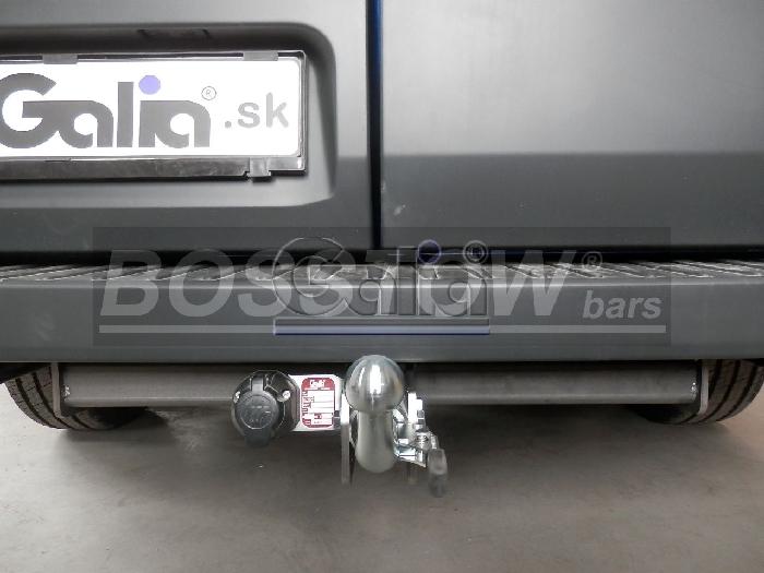 Anhängerkupplung Ford-Transit Bus, Kastenwagen 2, 9- 4,6 t Gesamtgewicht- Fzg. mit Elektrosatz Vorbereitung, Baujahr 2016-