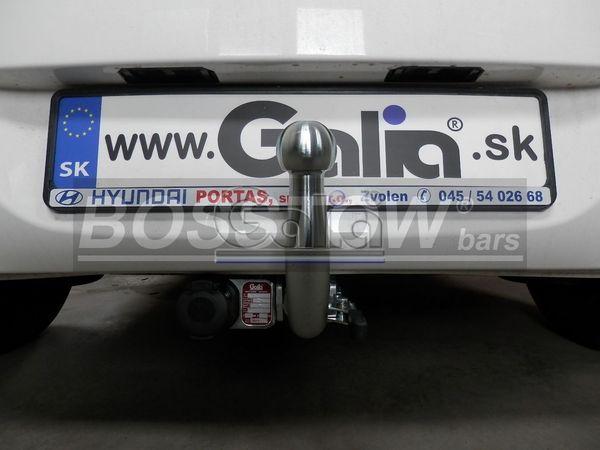 Anhängerkupplung Hyundai-I20 Fließheck, Baujahr 2012-2014