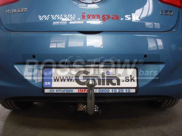 Anhängerkupplung Hyundai-I30 Fließheck, 3/ 5-Türig, Baujahr 2012-2016