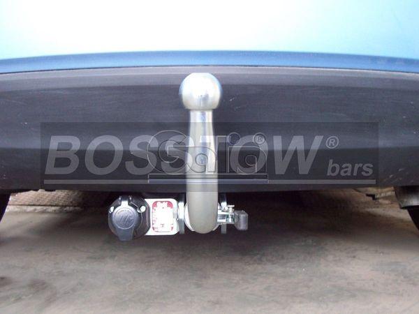 Anhängerkupplung für Hyundai-IX20 - 2010- Ausf.:  horizontal