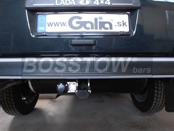 Anhängerkupplung Lada-Niva spez. Fahrzeuge mit Gasanlage, Baujahr 1979-1995