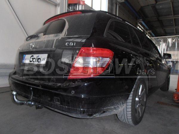 Anhängerkupplung Mercedes-C-Klasse Lim. W204, Baujahr 2011-2014