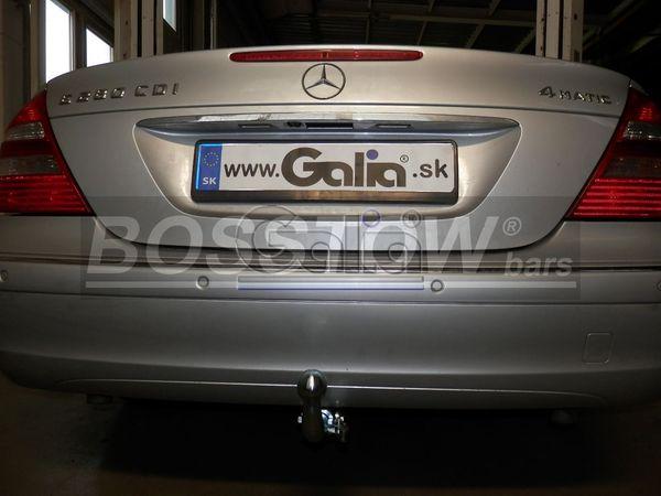 Anhängerkupplung Mercedes-E-Klasse Limousine W 211, Baujahr 2002-