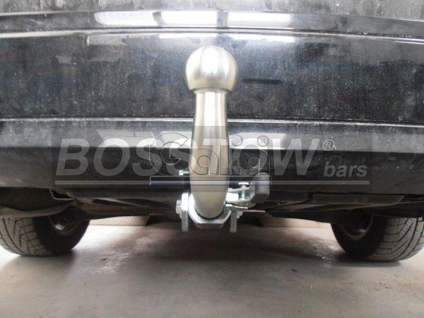 Anhängerkupplung für Mercedes-E-Klasse Coupe, Cabrio, C207, A207, Baujahr 2009-