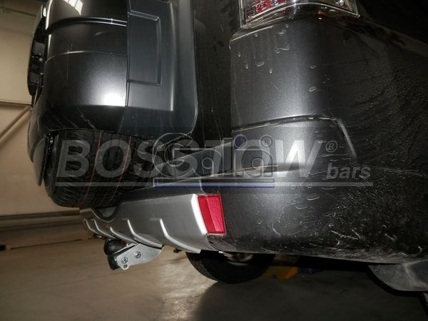 Anhängerkupplung für Mitsubishi-Pajero V60 (kurzer Radstand) - 2000-2002