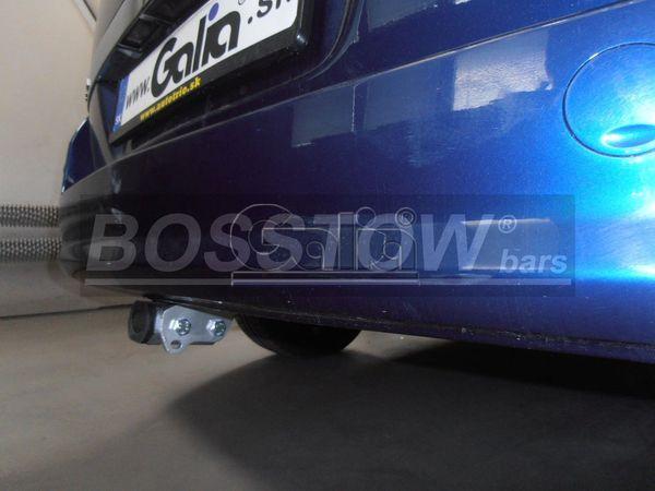 Anhängerkupplung Opel Astra H, Kombi, Fzg. ohne REC, Baureihe 2005-  horizontal
