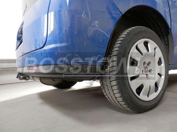 Anhängerkupplung Opel-Combo D, incl. Tour, Baujahr 2012-