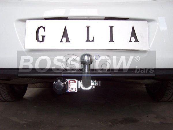 Anhängerkupplung für Opel-Insignia A - 2008- Limousine, Fließheck Ausf.:  horizontal