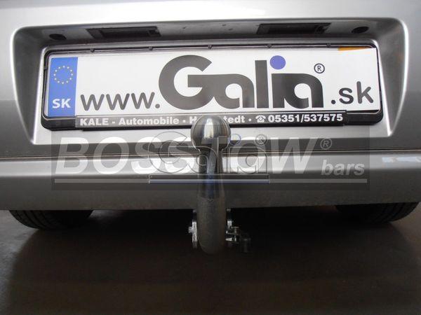 Anhängerkupplung für Opel-Vectra - 2002- C, Limousine Ausf.:  horizontal