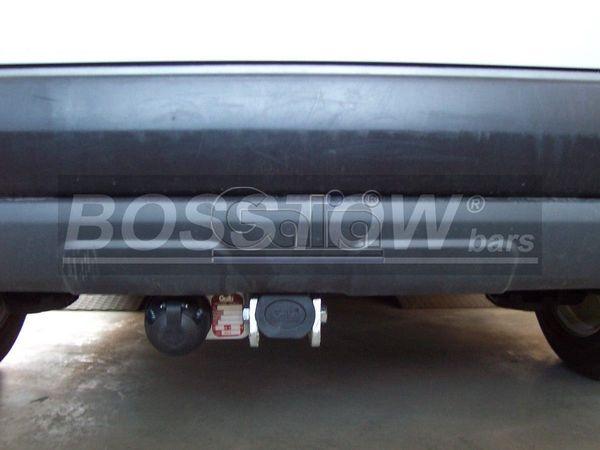Anhängerkupplung für Peugeot-207 - 2007- SW- Kombi, nicht Outdoor Ausf.:  horizontal