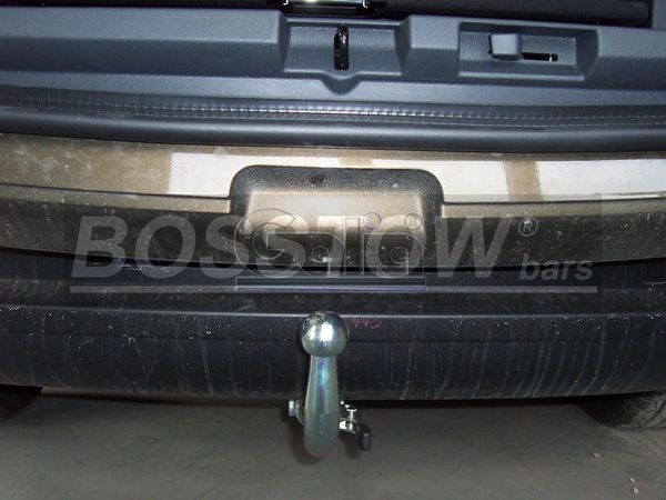 Anhängerkupplung für Peugeot-3008 - 2009-2010 Ausf.:  horizontal