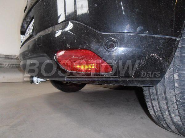 Anhängerkupplung für Peugeot-307 - 2001-2005 Fließheck Ausf.:  horizontal