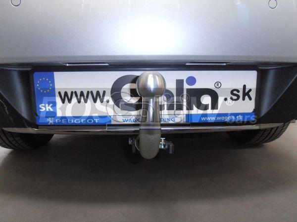 Anhängerkupplung Peugeot-508 Limousine, nicht GT, Baujahr 2011-2014