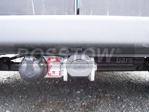 Anhängerkupplung für Peugeot-Boxer - 2006-2010 Kasten, Bus, alle Radstände L1, L2, L3, L4, XL Ausf.:  horizontal