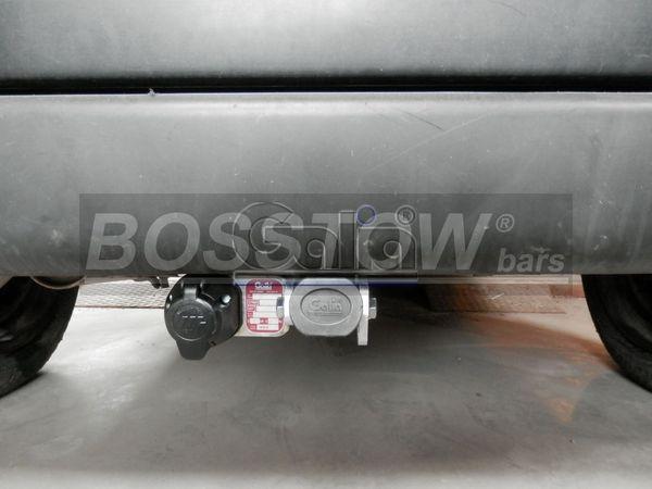 Anhängerkupplung für Peugeot-Partner - 2000-2002 Kasten/ Bus/ Kombi Ausf.:  horizontal