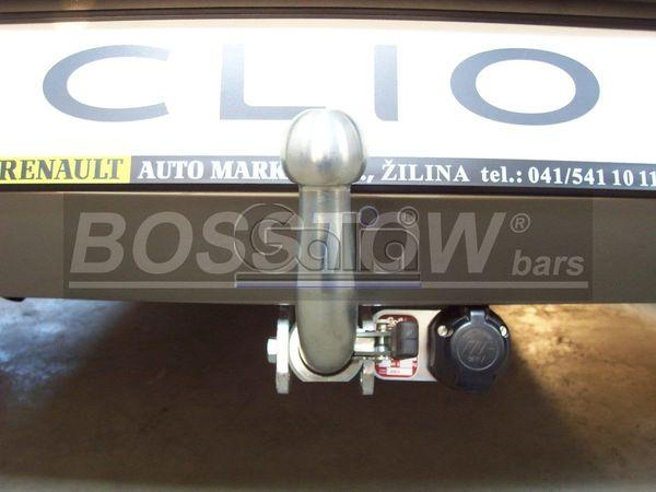 Anhängerkupplung für Renault-Clio - 2016- IV Fließheck, nicht für LPG Ausf.:  horizontal
