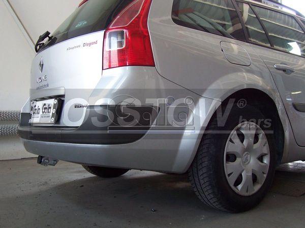 Anhängerkupplung für Renault-Megane - 2003-2009 Kombi Ausf.:  horizontal