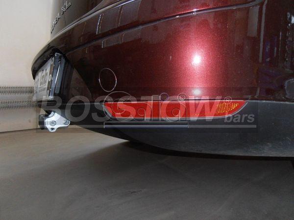 Anhängerkupplung für Seat-Altea - 2006- XL Ausf.:  horizontal