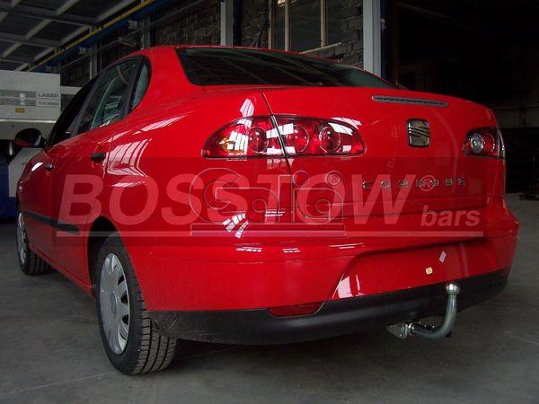 Anhängerkupplung für Seat-Cordoba - 2003- Limousine Ausf.:  horizontal