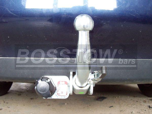 Anhängerkupplung Seat Cordoba Limousine, Baureihe 1996-1999  horizontal