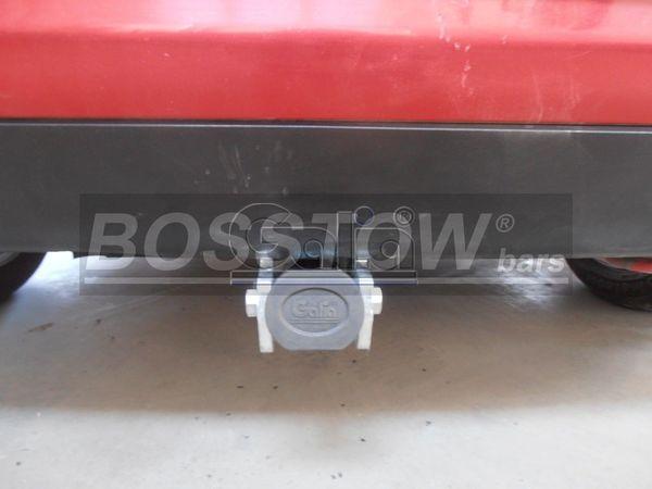 Anhängerkupplung Seat Ibiza Fließheck, nicht Cupra, GLX, GTI, Baureihe 2002-2007  horizontal