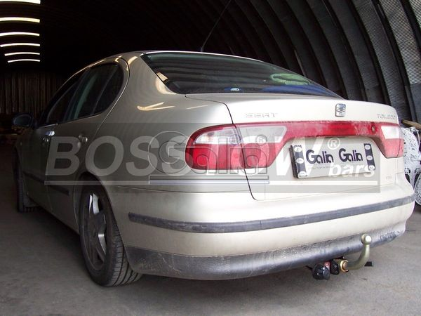 Anhängerkupplung für Seat-Toledo - 1999-2004 Ausf.:  horizontal