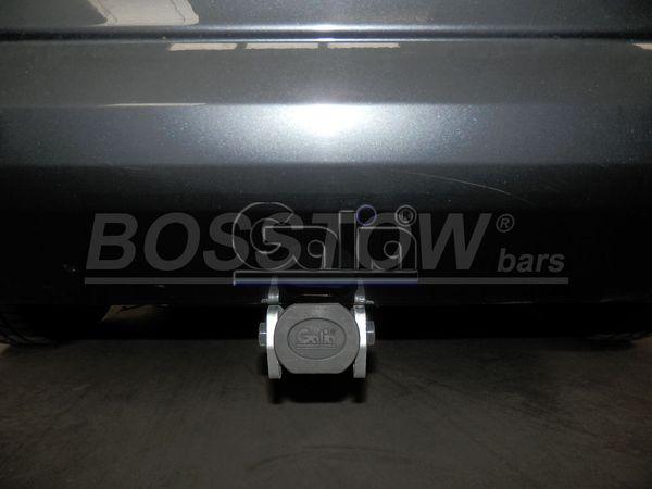 Anhängerkupplung für Skoda-Octavia - 2007-2009 1Z Limousine, Fließheck, 4x4 Ausf.:  horizontal