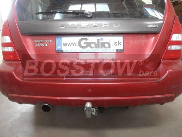 Anhängerkupplung für Subaru-Forester - 1997-2001 Ausf.:  horizontal