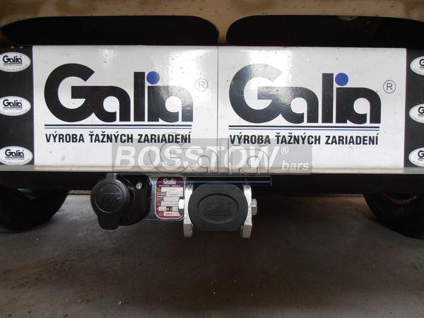 Anhängerkupplung für Suzuki-Grand Vitara - 1998-2004 5-türig nicht Cabrio, nicht XL- 7 Ausf.:  horizontal