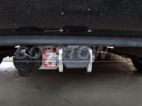 Anhängerkupplung für Toyota-Avensis - 2003-2009 T25, Kombi Ausf.:  horizontal